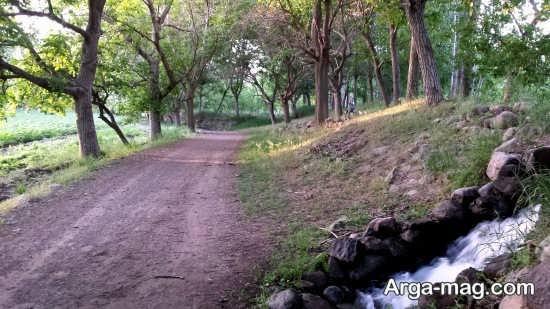 روستاهای زیبای آذرشهر