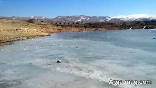 دریاچه آذرشهر