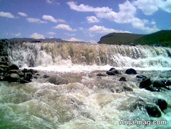 طبیعت دیدنی آذرشهر
