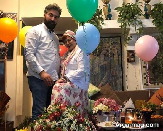 بهاره رهنما و همسر جدیدش