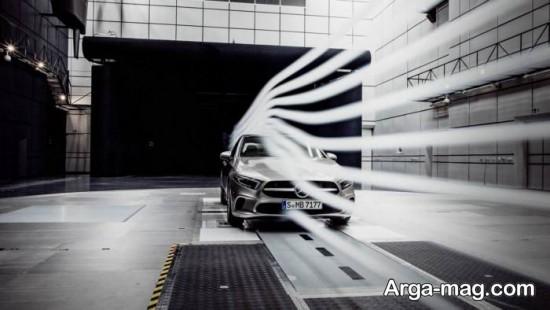 خودروی جدید شرکت مرسدس بنز