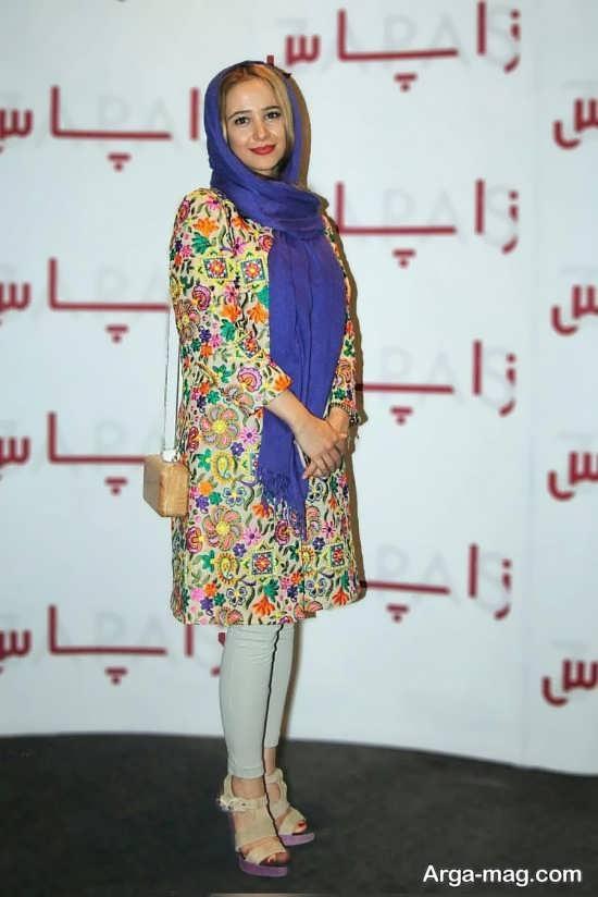 زندگینامه و بیوگرافی جدید الناز حبیبی