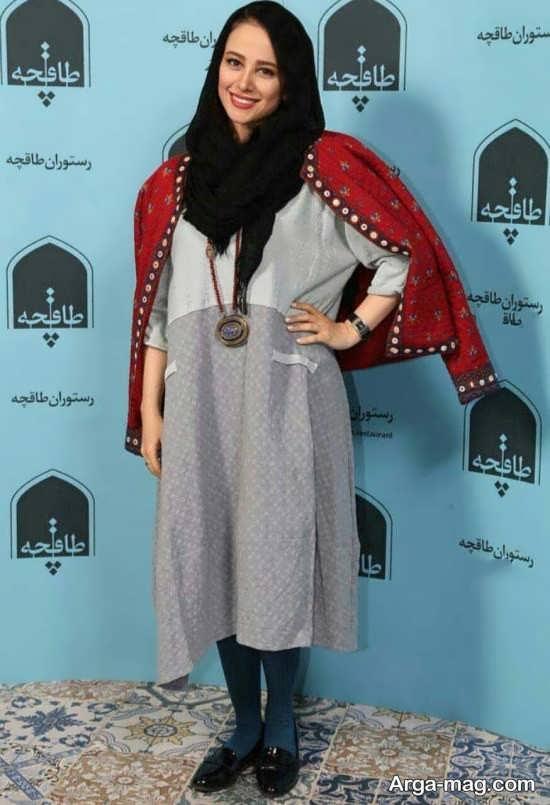 زندگینامه الناز حبیبی+عکس