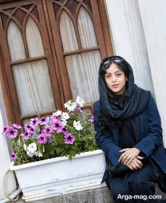 بیوگرافی جالب و جدید هنگامه حمیدزاده