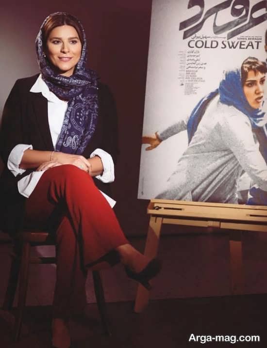 عکس و بیوگرافی سحر دولتشاهی