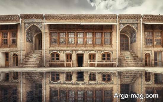 بنای قشنگ در بروجرد