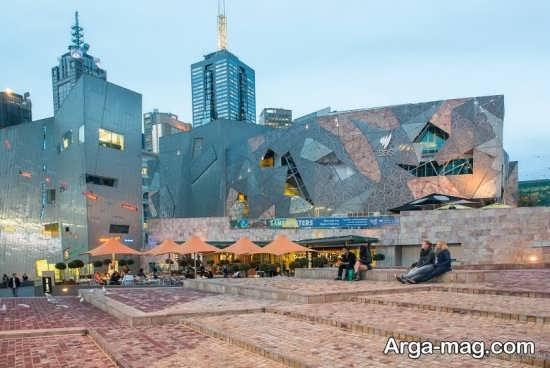 میدان ملبورن استرالیا