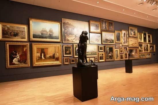 موزه هنر در شهر ملبورن