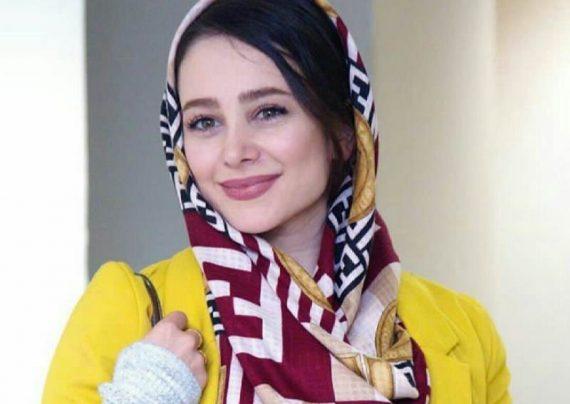 الناز حبیبی مدل آرایشی شد + عکس