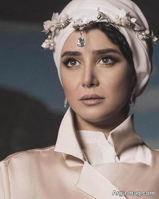 الناز حبیبی مدلینگ شد