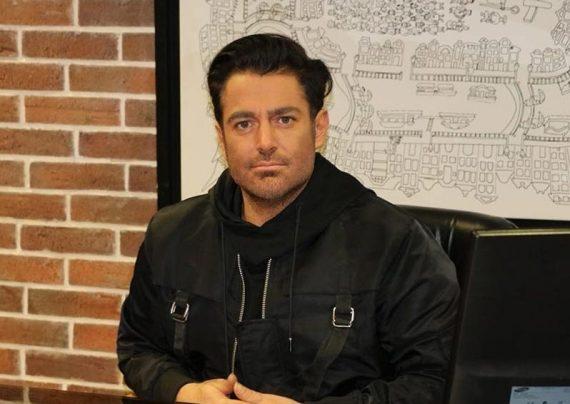 عکس جدید محمدرضا گلزار