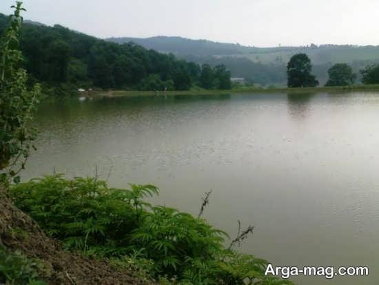 دریاچه گرگان