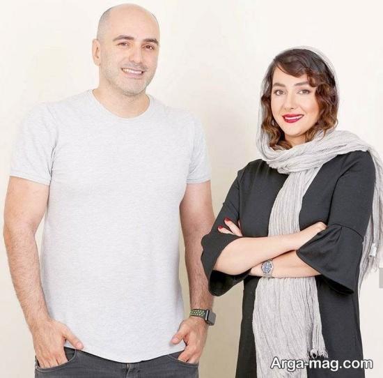 هانیه توسلی در آتلیه