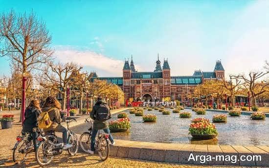 شرایط اقامت در هلند