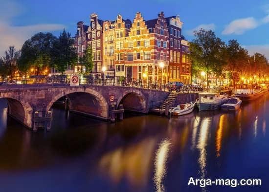 چگونه اقامت هلند را بگیریم
