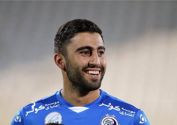 تصاویر مراسم ازدواج فوتبالیست ایرانی