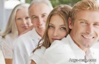 برخورد درست با خانواده شوهر