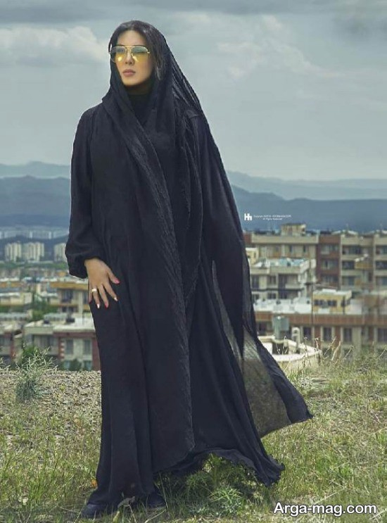لیلا بلوکات در بام تهران