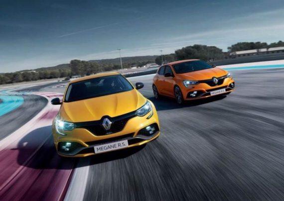 معرفی خودروی جدید رنو مگان RS ترافی