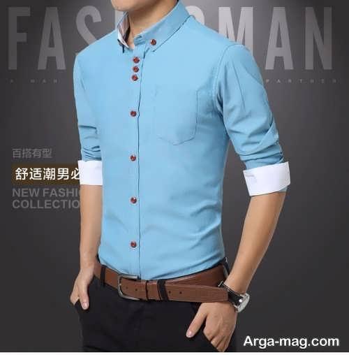 مدل های پیراهن شیک و خاص مردانه