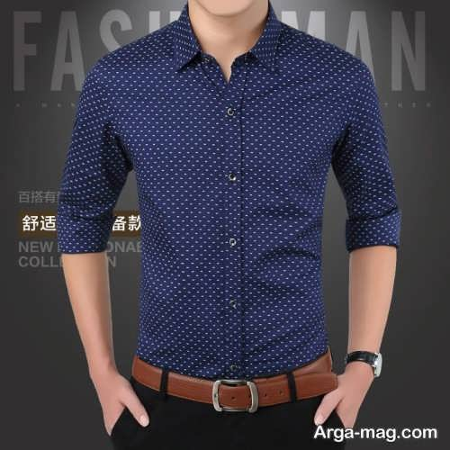 مدل پیراهن خاص مردانه