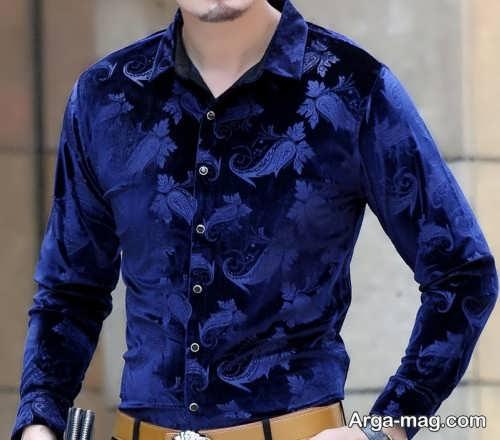 پیراهن شیک و طرح دار مردانه