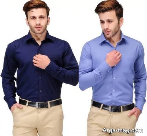 مدل پیراهن رسمی مردانه