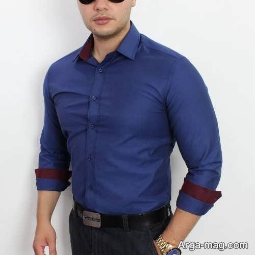 پیراهن ساده و شیک <strong>مردانه</strong>