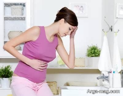 حالت تهوع در بارداری