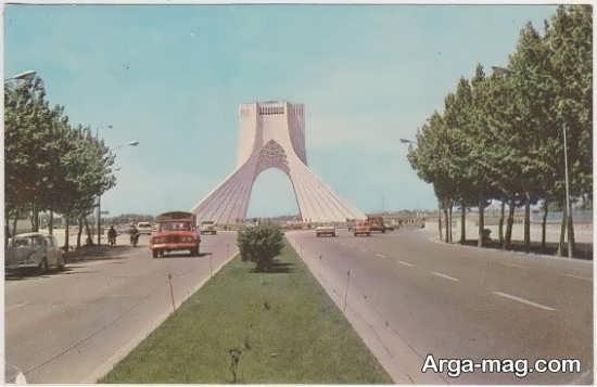 تصاویر بکر و قدیمی تهران