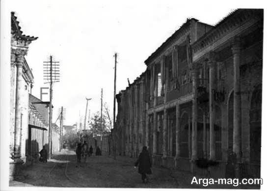 عکس های شگفت انگیز تهران قدیم