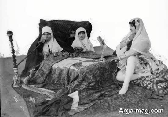 عکس های جالب و قدیمی تهران