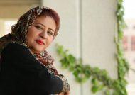 عکس جدید رابعه اسکویی بعد از بازگشت به ایران