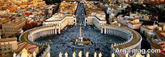 مکان های دیدنی رم با جاذبه های خاص