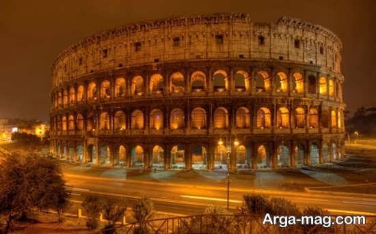 بنای ویژه در رم