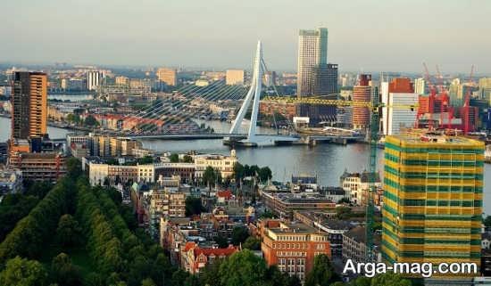 راهنمای سفر به روتردام