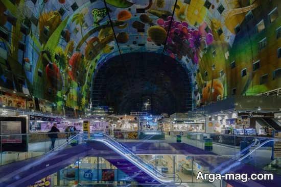 مرکز خرید در روتردام