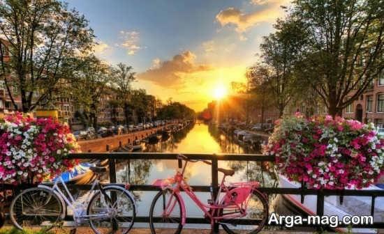 دیدنی های روتردام در هلند