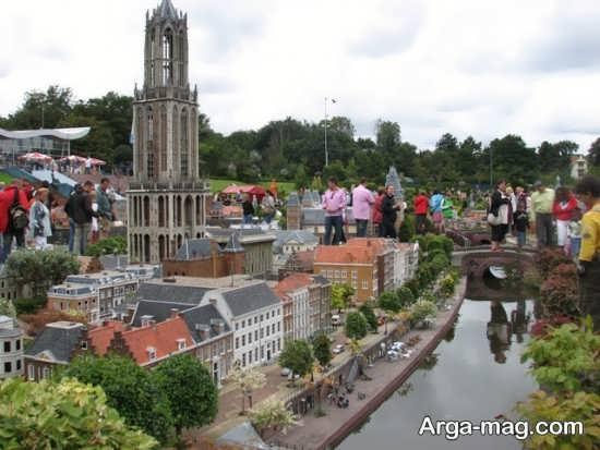 روتردام شهر گردشگران