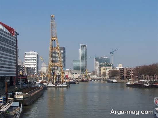 آشنایی با شهر روتردام