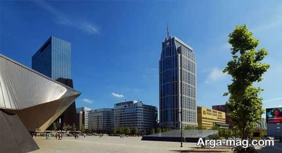 ساختمان های روتردام