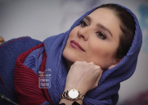 سحر دولتشاهی در لواسان + عکس