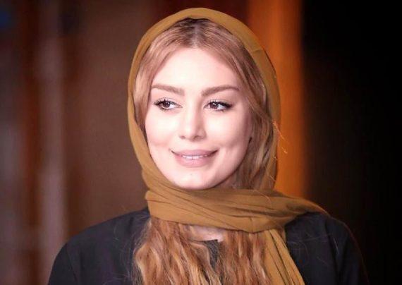 عکسی جدید از بازیگر مدلینگ ایران
