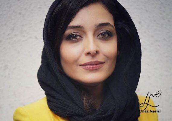 عکس های جدید ساره بیات در کاخ نیاوران