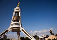 مکان های دیدنی ترکمنستان و بناهای بی نظیر تاریخی
