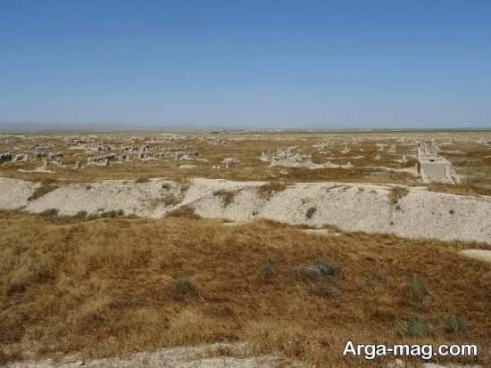 مکان های دیدنی در ترکمنستان
