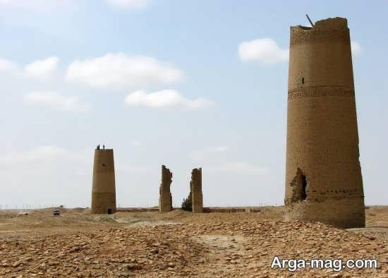 شهر تاریخی ترکمنستان