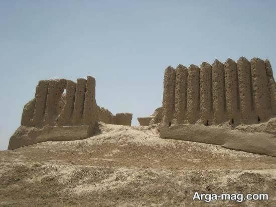 بیابان های ترکمنستان