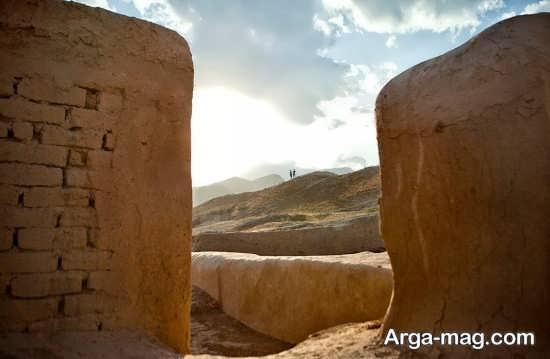 ارگ کهن ترکمنستان