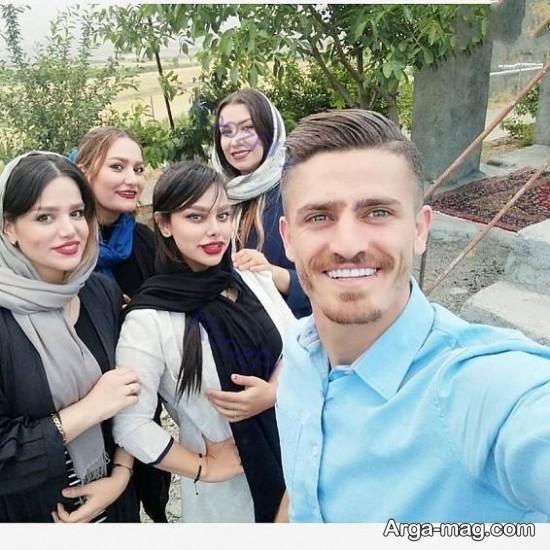 وریا غفوری در تهران